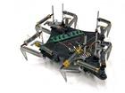 jeden z robotů, jehož umělé svaly jsou vyrobeny z EAP