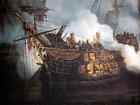 """L'Empire des Mers, galéra """"Bucentaure"""" na obraze malíře"""