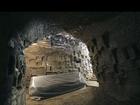 Z nadzemní části pyramidy nezůstalo prakticky nic. Zato vědci nalezli sarkofág, umístěný uvnitř hrobky
