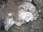 Byla objevena kolosální socha císaře Hadriána