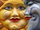 Mužské tváře jsou trochu červenější než ženské, ženské tváře jsou víc zelené