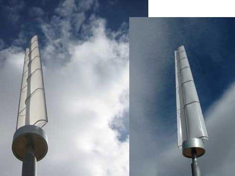 1 kW turbína pro váš dvorek