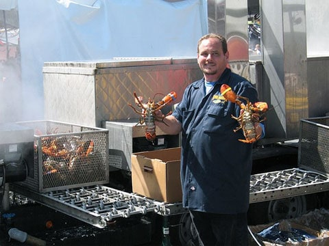 2006 Lobster Festival - San Pedro Port of Call