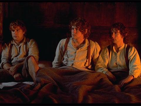 Hobit (angl. hobbit), mn.č. hobiti je fiktivní lidská rasa popsaná v díle britského spisovatele J.R.R.Tolkiena.
