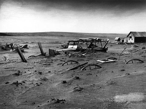 Jižní Dakota, 1936