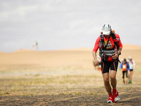 Každý člověk má svou optimální běžeckou rychlost, která spotřebovává nejmenší nutné množství kyslíku k překonání dané vzdálenosti.