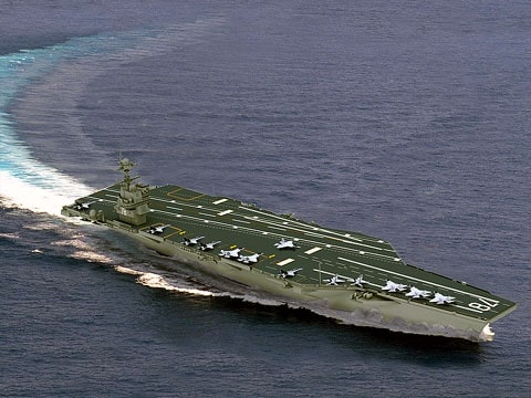 Letadlová loď třídy Gerald R. Ford