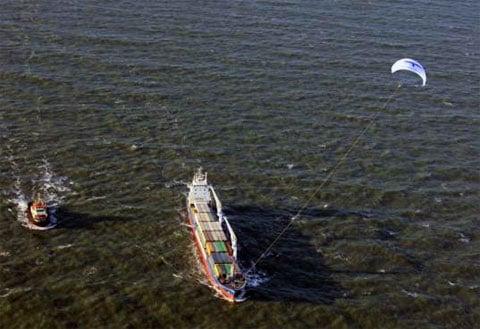 loď MS Beluga podnikla svou první plavbu z Bremerhavenu do Venezuely