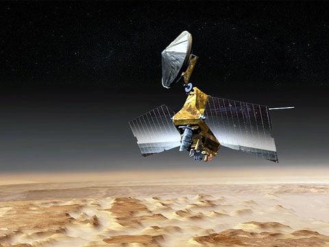 Misie NASA na Mars s lidskou posádkou