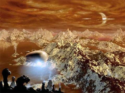 Myšlenkou vyslat na Titan balón se také zabývali američtí specialisté, ale pokud Evropa vyčlení  finanční prostředky, vyšle ESA tento přístroj dříve než USA. Pravděpodobnější asi bude, že uvedený projekt bude společný, evropsko-americký.