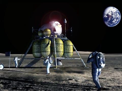 Program Constellation je americký kosmický program, který má pod organizací NASA vyvinout novou generaci kosmických dopravních prostředků sloužících k zabezpečení různorodých kosmických misí.