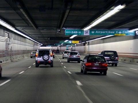 Tunel Big Dig v Bostonu
