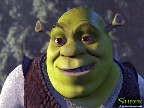 Zelený zlobr (Shrek)