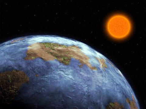 Druhá Země je vzdálena 20 světelných let